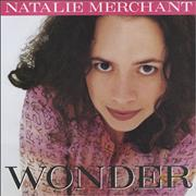 Click here for more info about 'Natalie Merchant - Wonder'