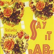 Click here for more info about 'Natasha - Say It Baby'