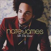 Click here for more info about 'Nate James - Set The Tone'