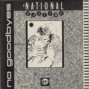 Click here for more info about 'National Pastime - No Goodbyes'