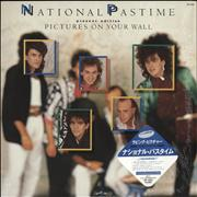 Click here for more info about 'National Pastime - Pictures On Your Wall + Stickered Shrink'