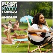 Natty July UK CD single