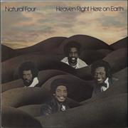 Click here for more info about 'Natural Four - Heaven Right Here On Earth'