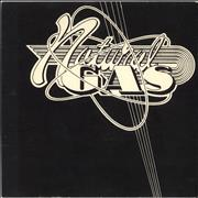 "Natural Gas Natural Gas - Album Sampler UK 7"" vinyl Promo"