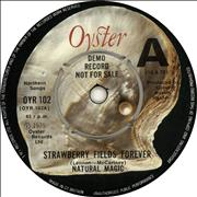 Click here for more info about 'Natural Magic - Strawberry Fields Forever - A Label'