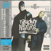 Click here for more info about 'Naughty By Nature - IIcons'