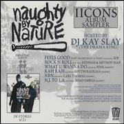 Click here for more info about 'Naughty By Nature - Iicons Album Sampler'