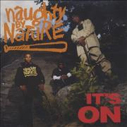 Click here for more info about 'Naughty By Nature - It's On'
