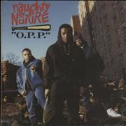 Click here for more info about 'Naughty By Nature - O.P.P. / Wickedest Man Alive'