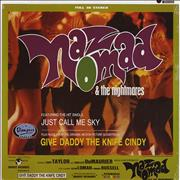 Click here for more info about 'Naz Nomad & The Nightmares - Give Daddy The Knife Cindy'
