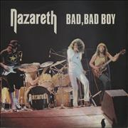 Click here for more info about 'Nazareth - Bad, Bad Boy'