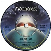 Click here for more info about 'Nazareth - Bad Bad Boy'