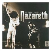 Click here for more info about 'Nazareth - Bad Bad Boys: The Best Of Nazareth'