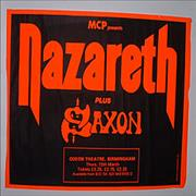 Click here for more info about 'Nazareth - Birmingham Odeon 13/3/80'