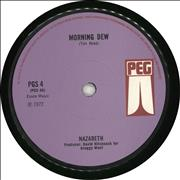 Click here for more info about 'Nazareth - Morning Dew'