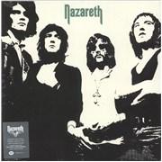 Click here for more info about 'Nazareth - Nazareth - Green Vinyl'