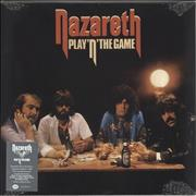 Click here for more info about 'Nazareth - Play'n' The Game - Cream Vinyl'