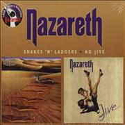 Click here for more info about 'Nazareth - Snakes 'N' Ladders / No Jive'