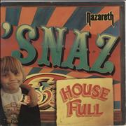Click here for more info about 'Nazareth - Snaz - EX'