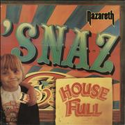 Click here for more info about 'Nazareth - Snaz'