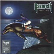 Click here for more info about 'Nazareth - The Fool Circle - Purple Vinyl'