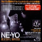 Click here for more info about 'Ne-Yo - Beautiful Monster'
