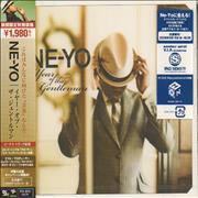 Click here for more info about 'Ne-Yo - Year Of The Gentleman - Sealed'