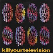 Click here for more info about 'Ned's Atomic Dustbin - Kill Your Television'