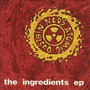 Click here for more info about 'Ned's Atomic Dustbin - The Ingredients EP'