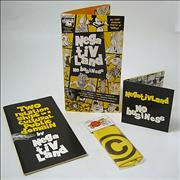 Click here for more info about 'Negativland - No Business'