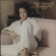 Click here for more info about 'Neil Diamond - 12 Greatest Hits Vol. II - 1st'