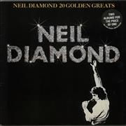 Click here for more info about 'Neil Diamond - 20 Golden Greats + Love Songs'