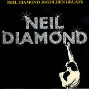Click here for more info about 'Neil Diamond - 20 Golden Greats'
