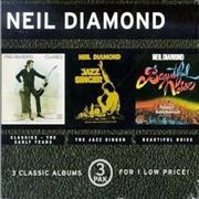 Click here for more info about 'Neil Diamond - 3 Pak - The Early Years / Jazz Singer / Beautiful Noise'