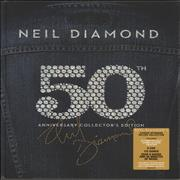 Click here for more info about 'Neil Diamond - 50th Anniversary Collector's Edition - Sealed'