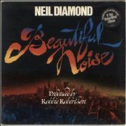 Click here for more info about 'Neil Diamond - Beautiful Noise - Stickered Sleeve'
