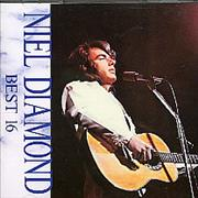 Click here for more info about 'Neil Diamond - Best 16 - no obi'