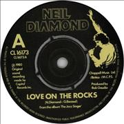 Click here for more info about 'Neil Diamond - Love On The Rocks'