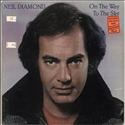 Click here for more info about 'Neil Diamond - On The Way To The Sky - Sealed'