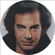 Click here for more info about 'Neil Diamond - On The Way To The Sky'