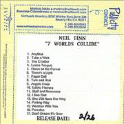 Click here for more info about 'Neil Finn - 7 Worlds Collide'