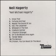 Click here for more info about 'Neil Michael Hagerty - Neil Michael Hagerty'