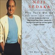Click here for more info about 'Neil Sedaka - You Turn Me On'