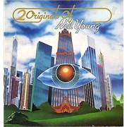 Neil Young 2 Originals Of Neil Young Germany 2-LP vinyl set