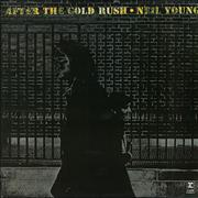 Neil Young After The Gold Rush - 1st UK vinyl LP