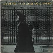 Neil Young After The Gold Rush UK vinyl LP