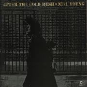 Click here for more info about 'Neil Young - After The Gold Rush + Poster - EX'