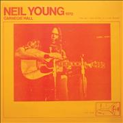 Click here for more info about 'Neil Young - Carnegie Hall 1970 - Sealed'