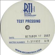 Click here for more info about 'Chrome Dreams II - Test Pressing'