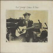 Neil Young Comes A Time Germany vinyl LP